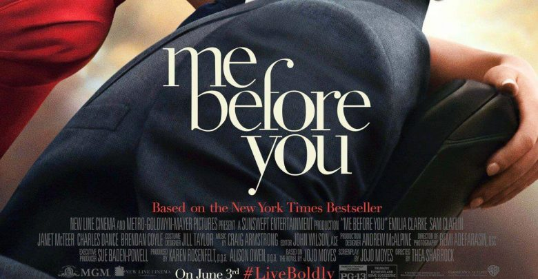 """Me Before You"": Video Trailer Ufficiale"