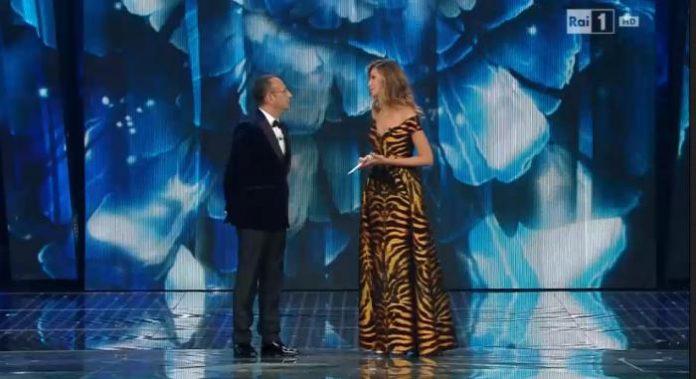 Sanremo 2016: tutti gli abiti della prima serata (foto)