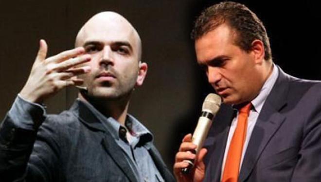 "Saviano contro De Magistris: ""Ha fallito"""