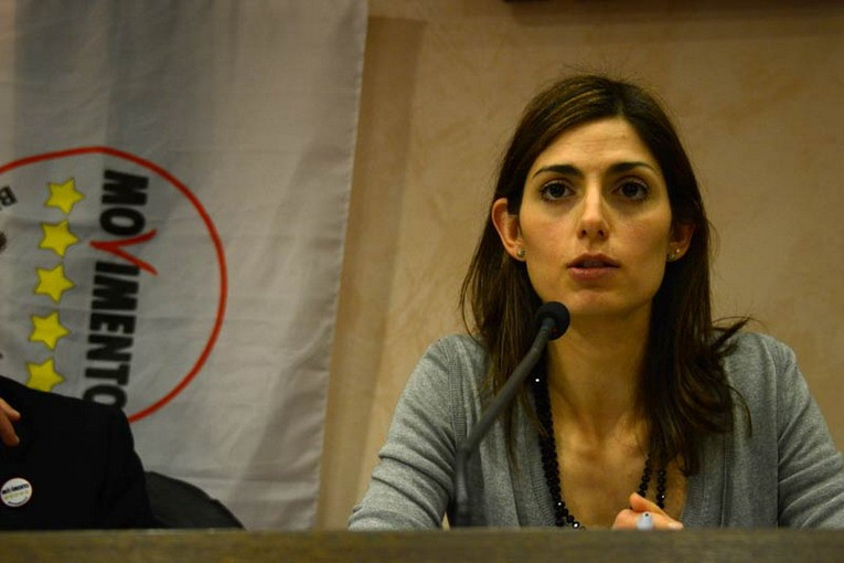 Candidato Sindaco Roma M5S, è Virginia Raggi