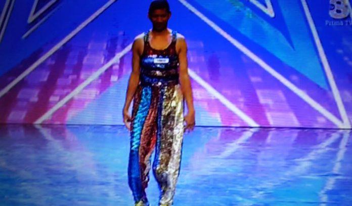Video Nico a Italia's Got Talent: ballerino tuttofare
