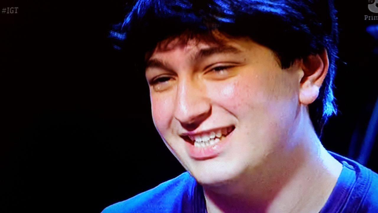 Video Roberto a Italia's Got Talent: il rullo di talento