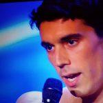 Video Andrea a Italia's Got Talent: esercizi da spiaggia