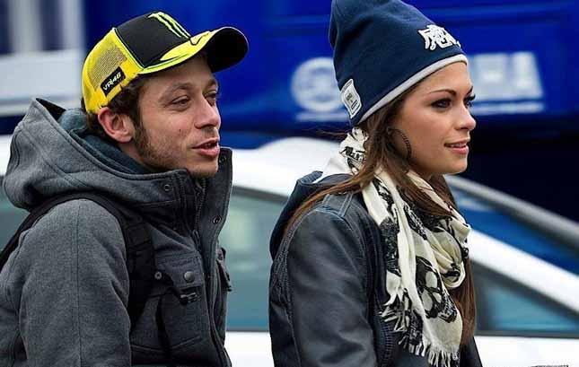 Valentino Rossi e Linda Morselli si sono lasciati