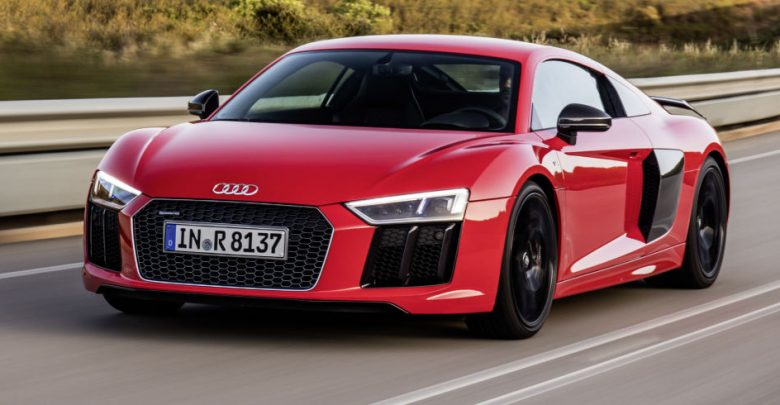 Audi R8: Prezzo, Scheda tecnica e Foto