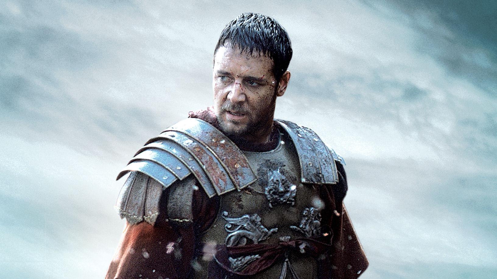 """Recensione """"Il Gladiatore"""" film premio oscar Russel Crowe"""