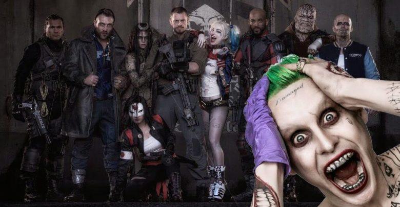 Suicide Squad: Trama del Film di Jared Leto