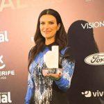 Laura Pausini ha vinto il Premio Cadena Dial (Video)