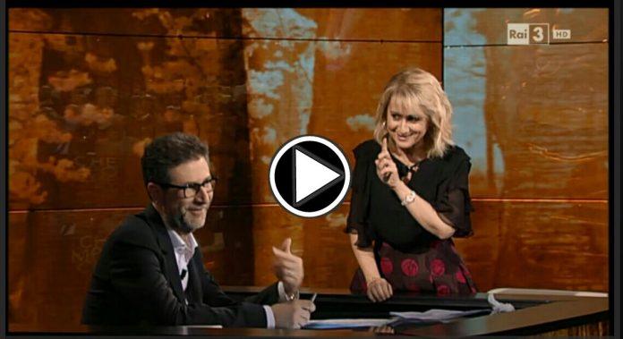 Luciana Littizzetto a Che Tempo Che Fa: Video 6 Marzo 2016