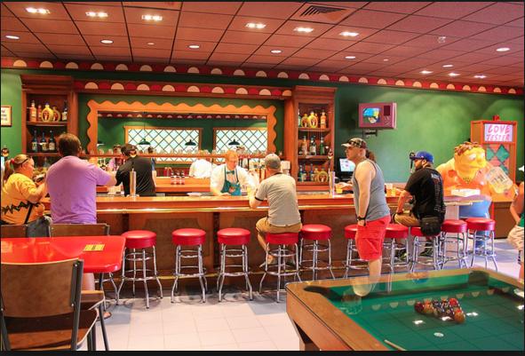 Taverna di Boe interno