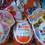 Uova di Pasqua 2016 Kinder, Bauli, Baci Offerte