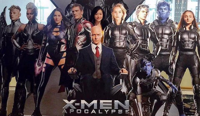 X-Men: Apolalypse, Trailer Ufficiale