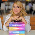 """Anna Todd in Italia: Le date di presentazione e forma copie del nuovo libro """"Before"""""""