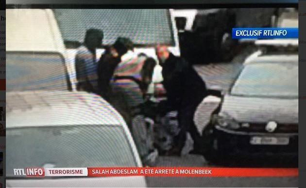Video - Arresto Salah Abdeslam: attentatore Stragi di Parigi