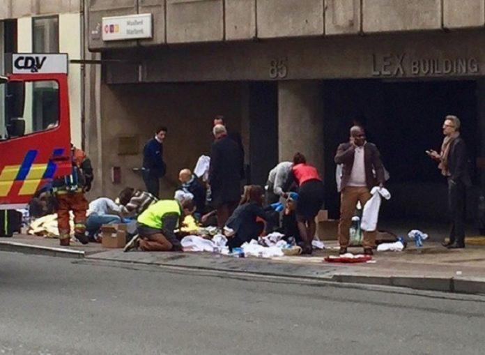 Attentato Bruxelles: aggiornamenti feriti e vittime