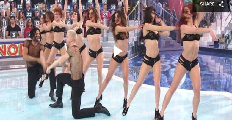 Ballerine Ciao Darwin 7: Video Balletti