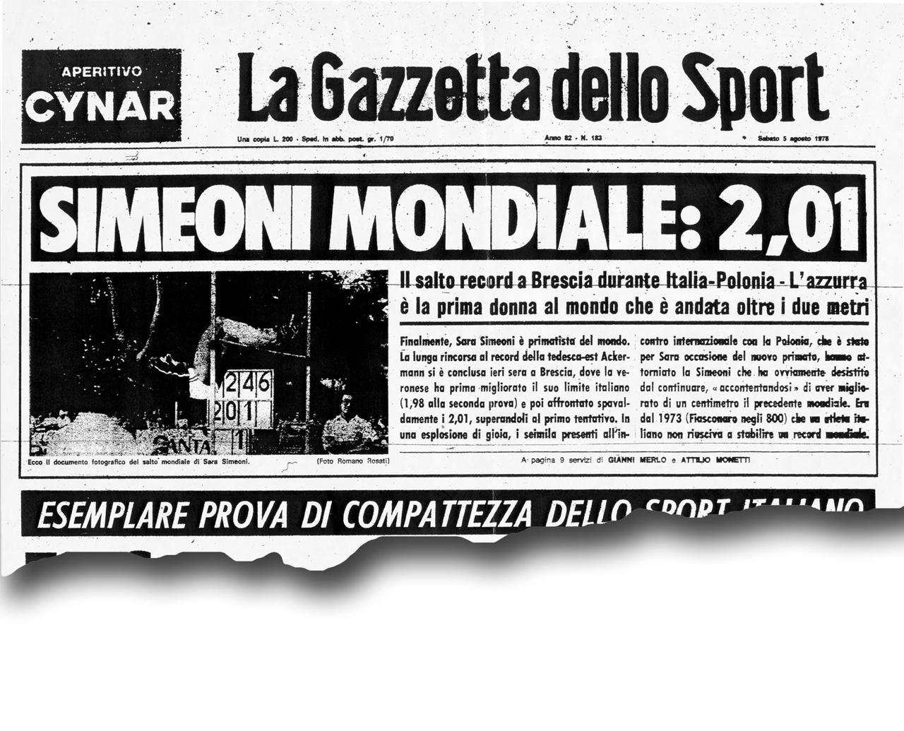 Lavorare per la Gazzetta dello Sport: Offerta Stage 2016