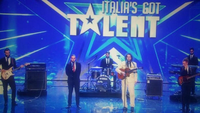 Video a Italia's got talent: il gruppo che non canta