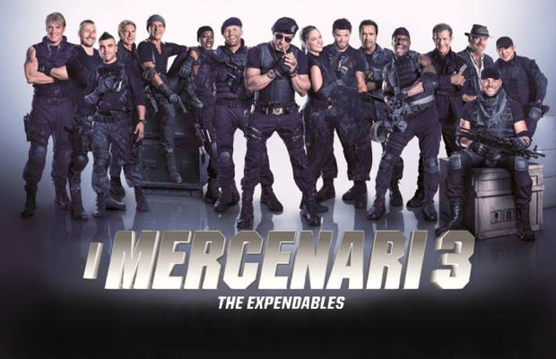 I Mercenari 3 in TV su Canale 5: quando va in onda