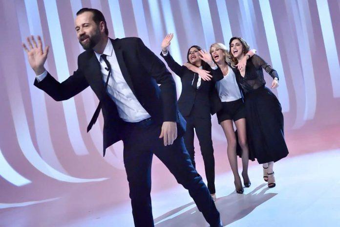 Alessia Marcuzzi a Le Iene Video 6 Marzo