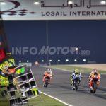 MotoGp Qatar, Gara: Replica su Tv8 (26 marzo 2017)