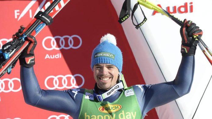 Peter Fill vince Coppa del Mondo Discesa Libera 2016 di Sci Alpino