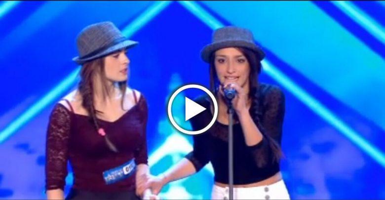 Video Lotta Roby e Andrea a Italia's Got Talent: Le Ragazze Wrestler