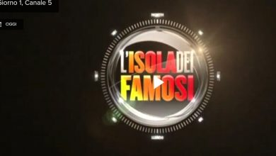 Isola dei Famosi 2016, Giorno 1 Streaming: Replica Striscia Quotidiana (Video Mediaset)