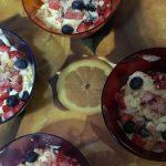 Ricette Dolci: Bicchierini Mascarpone e Frutti di Bosco