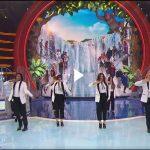 Ballerine Ciao Darwin 7: Video Balletto Sigla 25 Marzo 2016