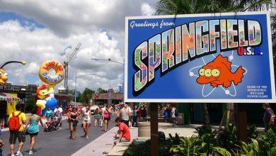 Photo of Florida: I Simpsons e Springfield prendono vita nel parco a tema (Foto)