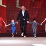 Vincitore Pequenos Gigantes: I Piccoli Guerrieri di Rudy Zerbi Vincono Finale