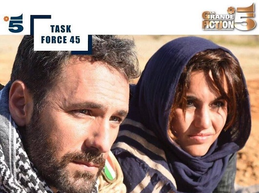 """Task Force 45 - Fuoco Amico"": Quando inizia, Trama e Cast Fiction"