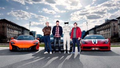 Photo of Prova a tempo Cesare Cremonini Top Gear Italia (Video)