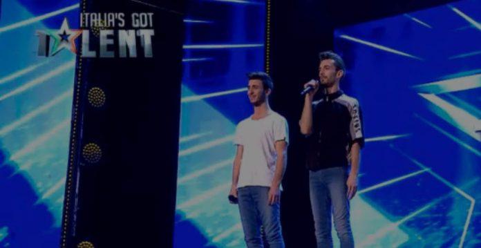 Video Roberto ed Umberto a Italia's got talent: amore in danza
