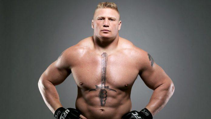 Brock Lesnar: Gigante fuori, normale dentro