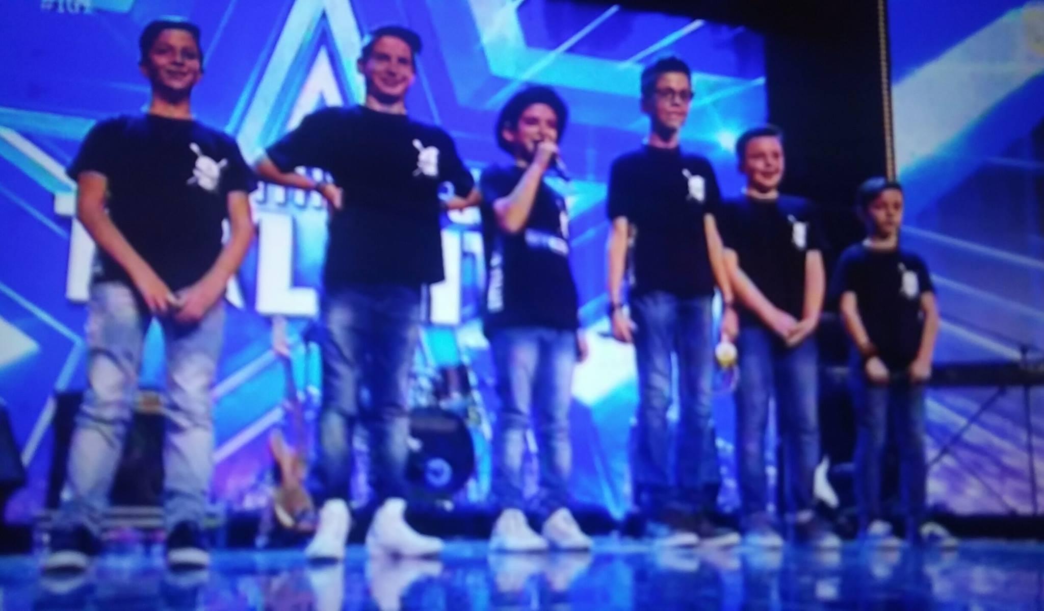 Video Little Rock Italia's Got Talent 2016: talenti in erba