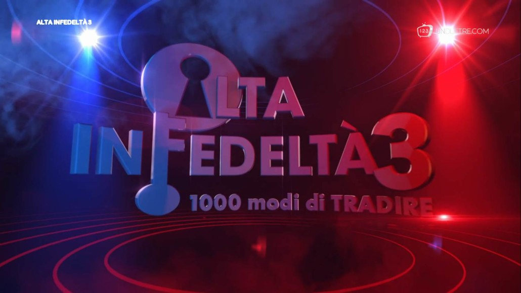 Replica Alta Infedeltà 3 Replica su Real Time Tv: Streaming Puntata 1 Aprile 2016