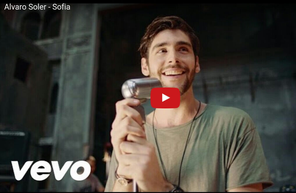"""Sofia"" Alvaro Soler: Video Ufficiale Tormentone Estate 2016"