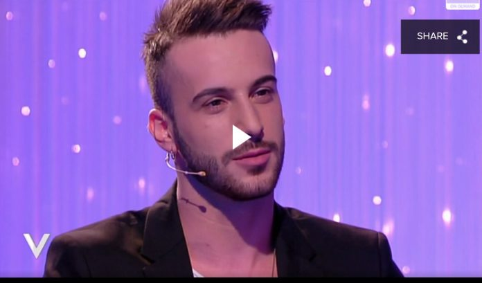 Andreas Muller ospite a Verissimo: Video 2 Aprile 2016