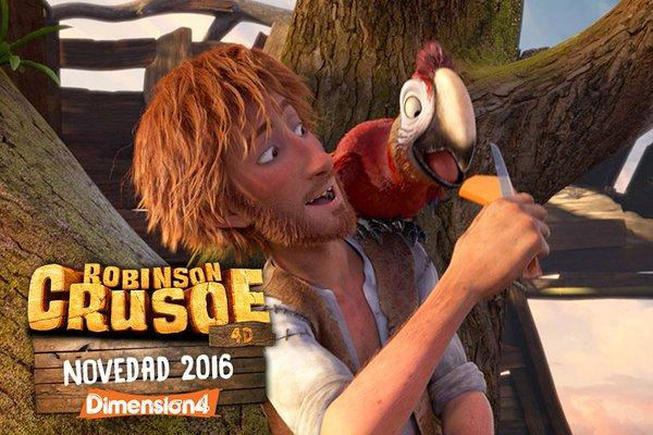 Film Ribinson Crusoe: Trama, Cast e trailer
