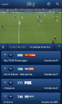 SkyGo-Android