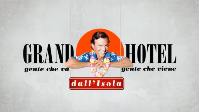 Grand Hotel Chiambretti-Isola dei Famosi: Replica Puntata 19 Aprile 2016