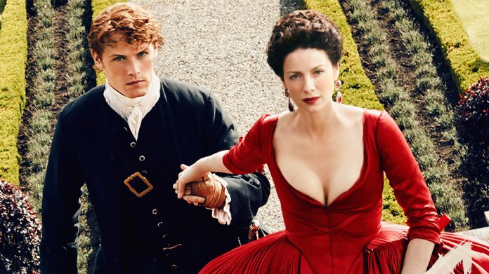 Outlander 2: Data di uscita Prima puntata 9 Aprile