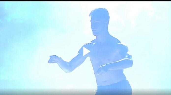 Patrizio ballo tecnologico Serale Amici 15 (Video 2 Aprile 2016)