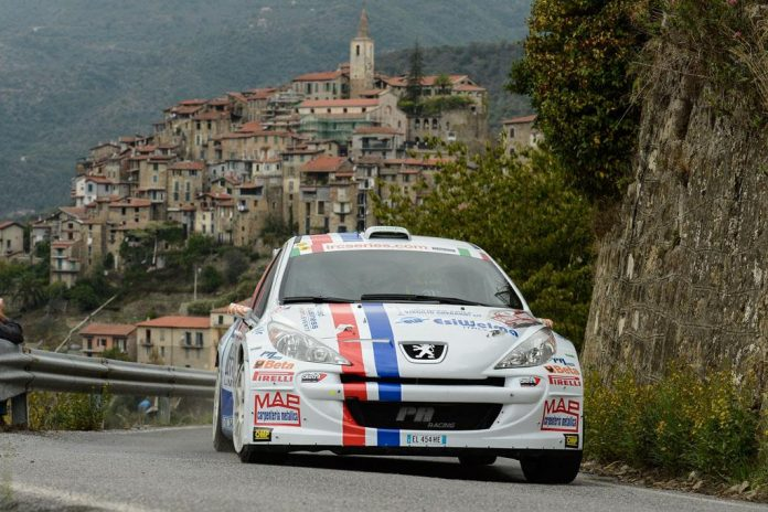Rallye Sanremo 2016 (8-9 Aprile 2016)