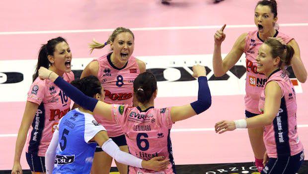 Champions League Volley 2016: Pomì Casalmaggiore campione d'Europa