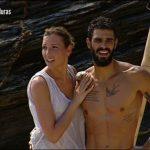 Cristian e Tara all'Isola dei Famosi: La Notte Insieme (Video)