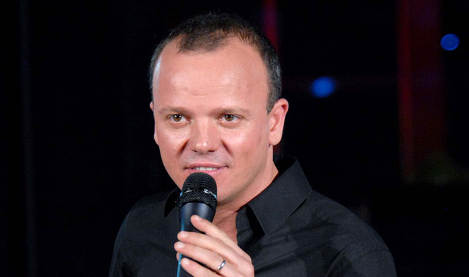 Gigi d'Alessio a Made in Sud (Video 26 Aprile 2016)