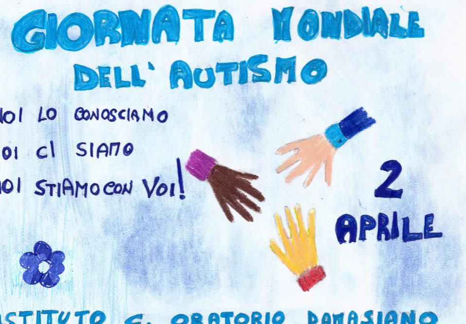 Giornata Mondiale dell'Autismo oggi 2 Aprile 2016